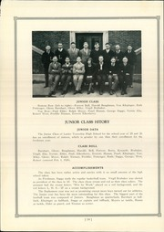 Page 16, 1926 Edition, Lanier Township High School - Lanierian Yearbook (West Alexandria, OH) online yearbook collection