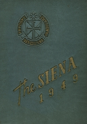 Page 1, 1949 Edition, St Mary of the Springs High School - Siena Yearbook (Columbus, OH) online yearbook collection