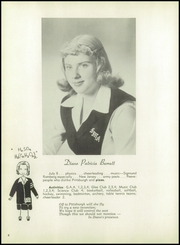 Page 10, 1949 Edition, St Mary of the Springs High School - Siena Yearbook (Columbus, OH) online yearbook collection