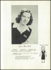 Page 13, 1949 Edition, St Mary of the Springs High School - Siena Yearbook (Columbus, OH) online yearbook collection