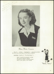 Page 15, 1949 Edition, St Mary of the Springs High School - Siena Yearbook (Columbus, OH) online yearbook collection