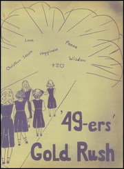 Page 3, 1949 Edition, St Mary of the Springs High School - Siena Yearbook (Columbus, OH) online yearbook collection