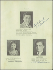 Page 13, 1935 Edition, Ridgeville High School - Shadow Yearbook (Ridgeville Corners, OH) online yearbook collection