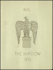 Page 5, 1935 Edition, Ridgeville High School - Shadow Yearbook (Ridgeville Corners, OH) online yearbook collection