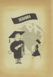 Page 5, 1951 Edition, Ridgeville High School - Shadow Yearbook (Ridgeville Corners, OH) online yearbook collection