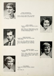 Page 16, 1953 Edition, Ridgeville High School - Shadow Yearbook (Ridgeville Corners, OH) online yearbook collection