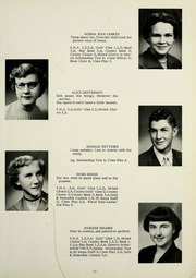Page 17, 1953 Edition, Ridgeville High School - Shadow Yearbook (Ridgeville Corners, OH) online yearbook collection
