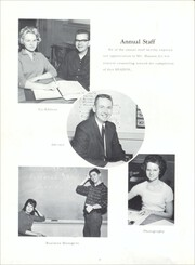 Page 8, 1962 Edition, Ridgeville High School - Shadow Yearbook (Ridgeville Corners, OH) online yearbook collection