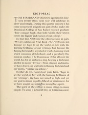 Page 13, 1947 Edition, Dominican College of San Rafael - Firebrand Yearbook (San Rafael, CA) online yearbook collection