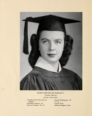 Page 16, 1947 Edition, Dominican College of San Rafael - Firebrand Yearbook (San Rafael, CA) online yearbook collection