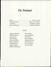 Page 11, 1969 Edition, Dominican College of San Rafael - Firebrand Yearbook (San Rafael, CA) online yearbook collection