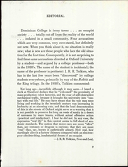 Page 15, 1969 Edition, Dominican College of San Rafael - Firebrand Yearbook (San Rafael, CA) online yearbook collection