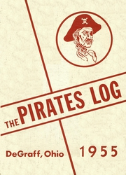 Page 1, 1955 Edition, De Graff High School - Pirates Log Yearbook (DeGraff, OH) online yearbook collection