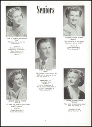Page 13, 1955 Edition, De Graff High School - Pirates Log Yearbook (DeGraff, OH) online yearbook collection