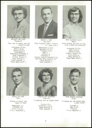 Page 14, 1955 Edition, De Graff High School - Pirates Log Yearbook (DeGraff, OH) online yearbook collection