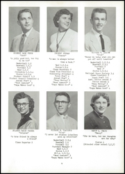 Page 15, 1955 Edition, De Graff High School - Pirates Log Yearbook (DeGraff, OH) online yearbook collection