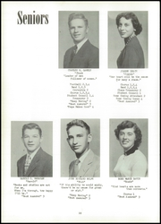 Page 16, 1955 Edition, De Graff High School - Pirates Log Yearbook (DeGraff, OH) online yearbook collection