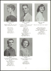 Page 17, 1955 Edition, De Graff High School - Pirates Log Yearbook (DeGraff, OH) online yearbook collection