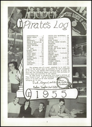Page 6, 1955 Edition, De Graff High School - Pirates Log Yearbook (DeGraff, OH) online yearbook collection