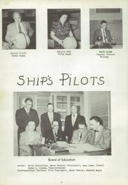 Page 10, 1957 Edition, De Graff High School - Pirates Log Yearbook (DeGraff, OH) online yearbook collection