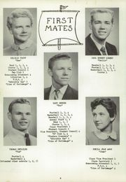 Page 12, 1957 Edition, De Graff High School - Pirates Log Yearbook (DeGraff, OH) online yearbook collection