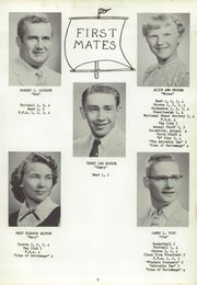 Page 13, 1957 Edition, De Graff High School - Pirates Log Yearbook (DeGraff, OH) online yearbook collection
