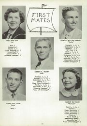 Page 16, 1957 Edition, De Graff High School - Pirates Log Yearbook (DeGraff, OH) online yearbook collection