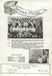 Page 17, 1957 Edition, De Graff High School - Pirates Log Yearbook (DeGraff, OH) online yearbook collection