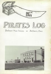 Page 5, 1957 Edition, De Graff High School - Pirates Log Yearbook (DeGraff, OH) online yearbook collection