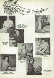 Page 8, 1957 Edition, De Graff High School - Pirates Log Yearbook (DeGraff, OH) online yearbook collection