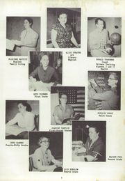 Page 9, 1957 Edition, De Graff High School - Pirates Log Yearbook (DeGraff, OH) online yearbook collection