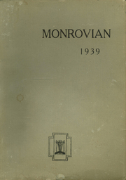 1939 Edition, Monroe High School - Monrovian Yearbook (West Manchester, OH)