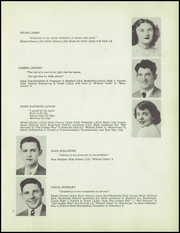 Page 15, 1949 Edition, Monroe High School - Monrovian Yearbook (West Manchester, OH) online yearbook collection