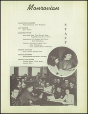 Page 7, 1949 Edition, Monroe High School - Monrovian Yearbook (West Manchester, OH) online yearbook collection
