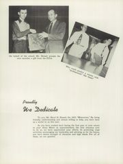 Page 10, 1951 Edition, Monroe High School - Monrovian Yearbook (West Manchester, OH) online yearbook collection
