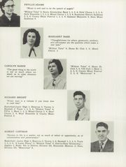 Page 14, 1951 Edition, Monroe High School - Monrovian Yearbook (West Manchester, OH) online yearbook collection