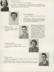 Page 16, 1951 Edition, Monroe High School - Monrovian Yearbook (West Manchester, OH) online yearbook collection