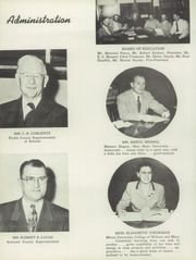 Page 8, 1951 Edition, Monroe High School - Monrovian Yearbook (West Manchester, OH) online yearbook collection