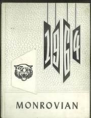 1964 Edition, Monroe High School - Monrovian Yearbook (West Manchester, OH)