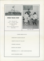 Page 93, 1964 Edition, Monroe High School - Monrovian Yearbook (West Manchester, OH) online yearbook collection