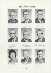 Page 12, 1966 Edition, Monroe High School - Monrovian Yearbook (West Manchester, OH) online yearbook collection