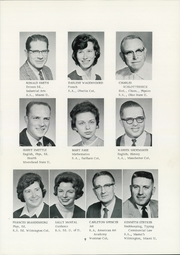 Page 13, 1966 Edition, Monroe High School - Monrovian Yearbook (West Manchester, OH) online yearbook collection