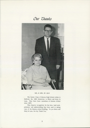 Page 7, 1966 Edition, Monroe High School - Monrovian Yearbook (West Manchester, OH) online yearbook collection