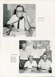 Page 11, 1968 Edition, Monroe High School - Monrovian Yearbook (West Manchester, OH) online yearbook collection