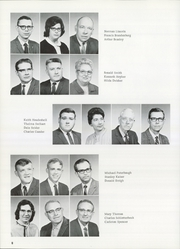 Page 12, 1968 Edition, Monroe High School - Monrovian Yearbook (West Manchester, OH) online yearbook collection