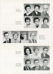 Page 13, 1968 Edition, Monroe High School - Monrovian Yearbook (West Manchester, OH) online yearbook collection