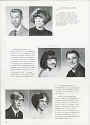Page 16, 1968 Edition, Monroe High School - Monrovian Yearbook (West Manchester, OH) online yearbook collection