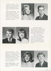 Page 17, 1968 Edition, Monroe High School - Monrovian Yearbook (West Manchester, OH) online yearbook collection