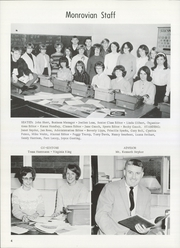 Page 8, 1968 Edition, Monroe High School - Monrovian Yearbook (West Manchester, OH) online yearbook collection
