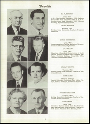 Page 10, 1954 Edition, Lyons High School - Roar Yearbook (Lyons, OH) online yearbook collection